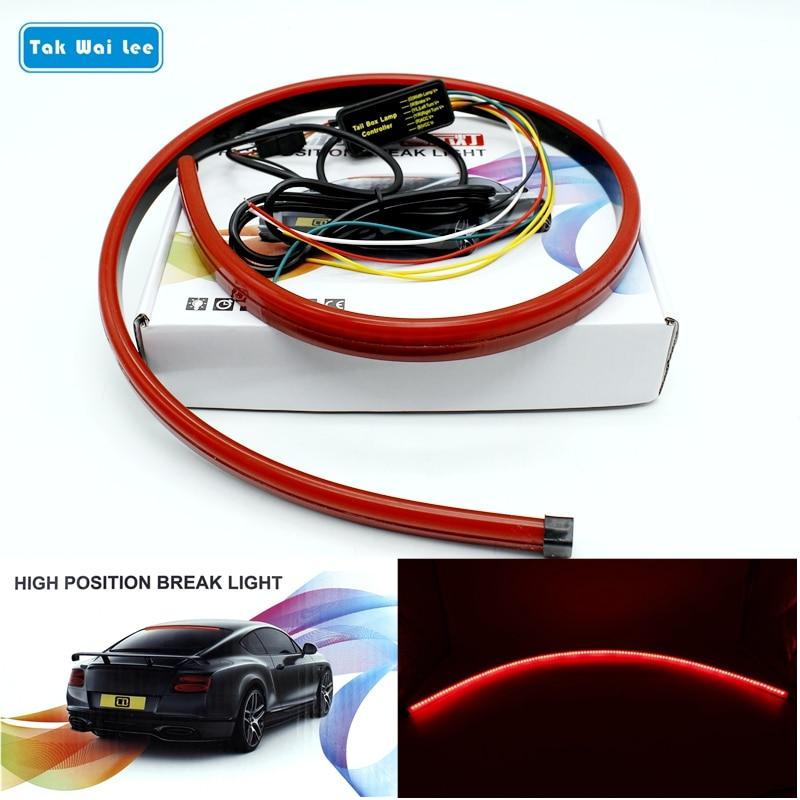 265900021R 2654000Q0C RENAULT MASTER MK3 Red Central Brake Light Lamp REAR