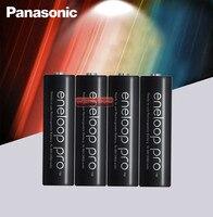 Panasonic Eneloop Оригинал 2550mAh батареи 1,2 V Ni-MH камера Фонарик xbox игрушка AA предварительно Заряженная аккумуляторная батарея