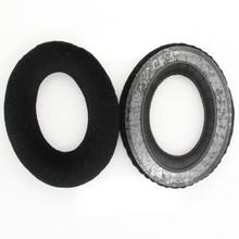 Velvet Replacement Earpad Ear Pad Cushion for Sennheiser HD600 HD650 HD580 HD565 headphones