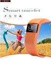 TW64 Impermeable Relojes Bluetooth Inteligente Pulsera Rastreador De Fitness Moda Salud Pulsera Inteligente Relojes de Pulsera Inteligente