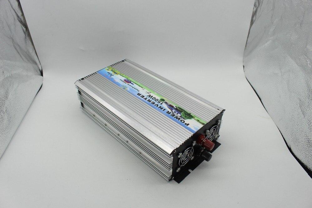 1500 Вт ВТ DC 12 В в ПЕРЕМЕННОЕ 220 В модифицированная синусоида Портативный Автомобильный Инвертор Adapater Зарядное Конвертер трансформатор
