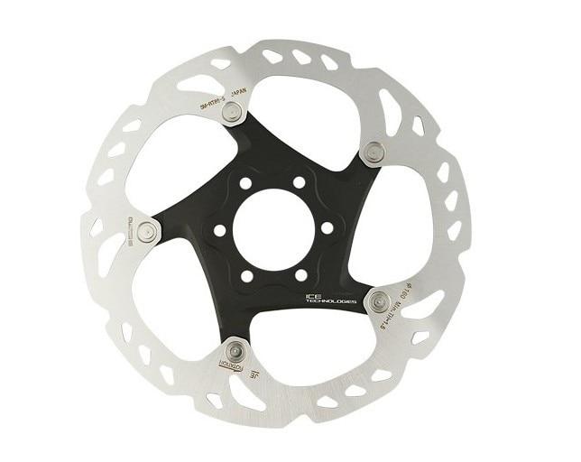 1pcs shimano SM-RT86-S RT86 Six nails brake disc for M785 oil disc brake / XT Six nails Standard / Brake disc / brake rotor 117g