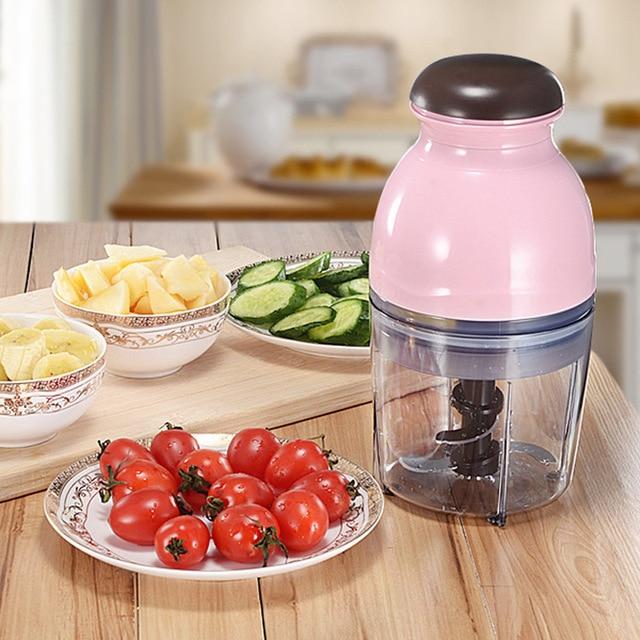 Multi-função do agregado familiar de Alimentos Espremedor de Frutas Máquina Cortador de Carne Máquina de Carne Utensílios de Cozinha Liquidificador
