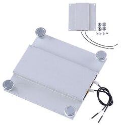 1 шт. 220 В PTC термостат нагревательная пластина паяльная станция для телевизора LED подсветка алюминий 68*70 мм