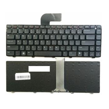 Nouveau clavier d'ordinateur portable anglais noir américain pour DELL 15RD-1818 M411R N4040 N4050 pour Turbo7520 7420 pour Inspiron 15RR-3518 5520