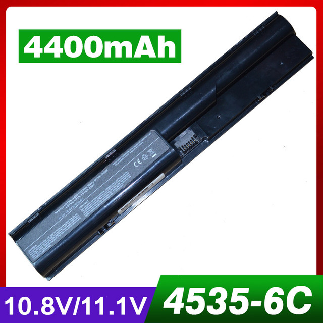 4400 mah batería para hp 633805-001 650938-001 hstnn-ob2r hstnn-xb2e hstnn-xb2f probook 4330 s 4331 s 4340 s 4341 s 4430 s 4431 s 4435 s