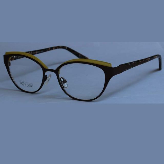 2017 new design gato pontos mulheres óculos de nerd de óculos homens marcas quadro miopia optical óculos limpar lens óculos oculos de grau