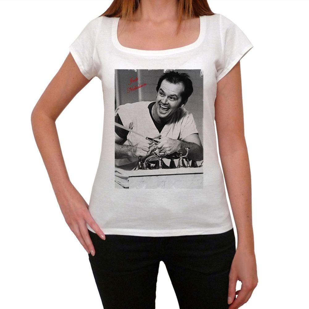 Jack Nicholson Tshirt Damen T-shirt