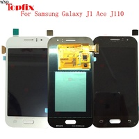 4.3Inch LCD Display With Digitizer/Assembly For Samsung Galaxy J1 Ace J110 J110M J110F J110G J110L LCD Replacement Parts