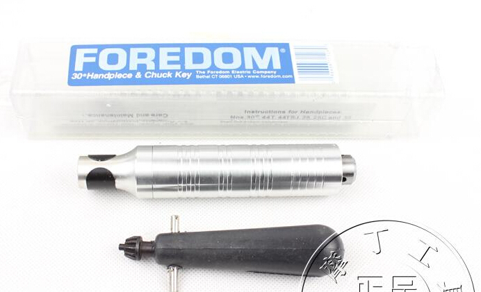 Jewelry ToolFree Shipping!!! Hot Sale!!! FOREDOM #30 Handpiece & Chuck Key, Foredom Handpiece