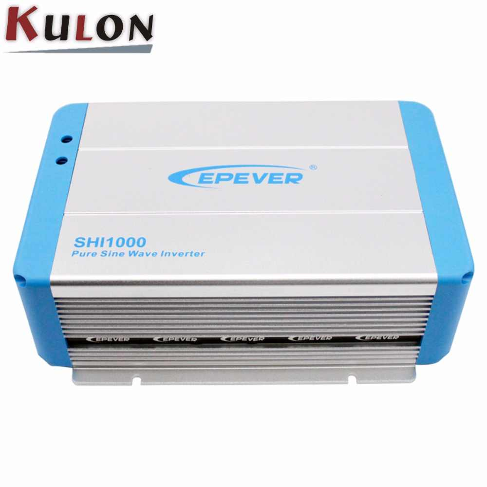 Detail Feedback Questions About Epever Pure Sine Wave Inverter Diagram Of The Puresinewave Within An Pv Offgrid System Shi1000 1000w 24v 48v Solar Home Dc To Ac 220v