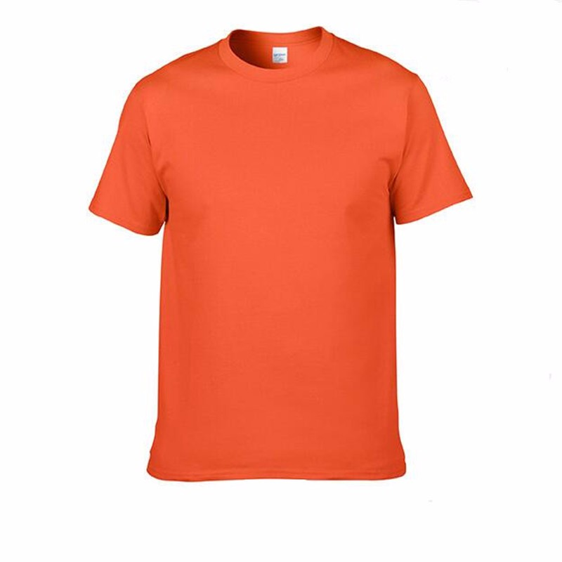 HTB1aaHeSpXXXXX0XVXXq6xXFXXXH - Men's Classic Solid Color High-Quality 100% Cotton T-Shirts - Wide Color Variety