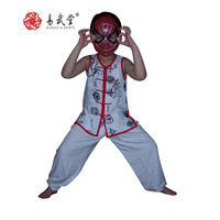 YWT27 Male Child Martial Arts Clothing Wushu Clothes Chinese Kung Fu Uniforms Child Plus Size Wushu