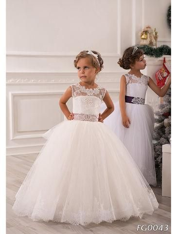 Aliexpress.com : Buy IMH172 E Marry Flower Girl Dresses for ...
