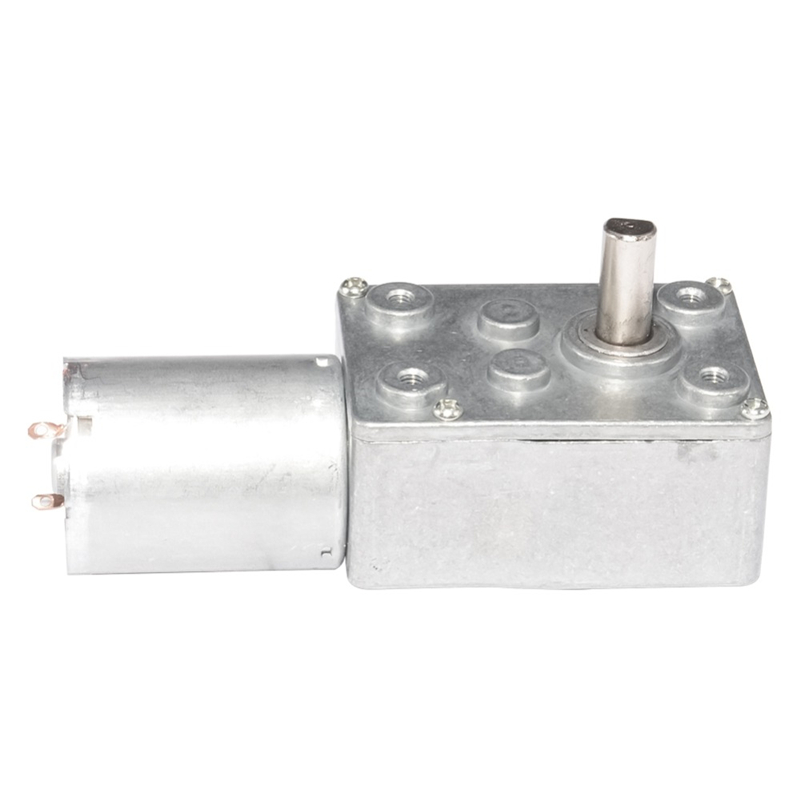 DC 3 5 6 12 24V Gear Reduction Motor High Torque Turbo Geared Motor 0.6 To 200 RPM Speed Optional Mini Electric Gearbox ReducerDC 3 5 6 12 24V Gear Reduction Motor High Torque Turbo Geared Motor 0.6 To 200 RPM Speed Optional Mini Electric Gearbox Reducer