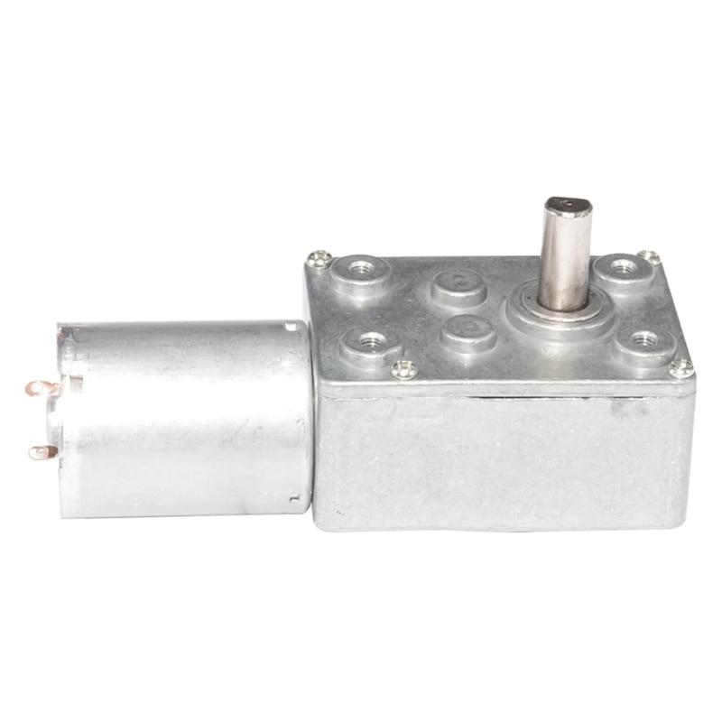 DC 3 5 6 12 24V Getriebe Reduktion Motor Hohe Drehmoment Turbo Ausgerichtet Motor 0,6 Zu 200 RPM Geschwindigkeit optional Mini Elektrische Getriebe Minderer