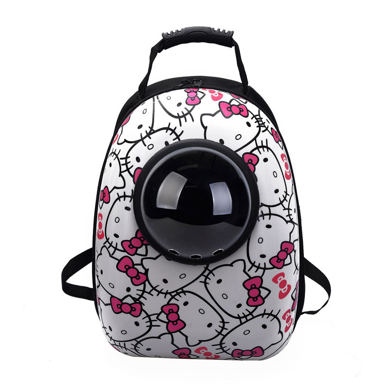 Pet Cat Backpack Bubble Window for Kitty Puppy Chihuahua Small Dog Carrier Crate Outdoor Travel Bag Pokemon Space Capsule 80088