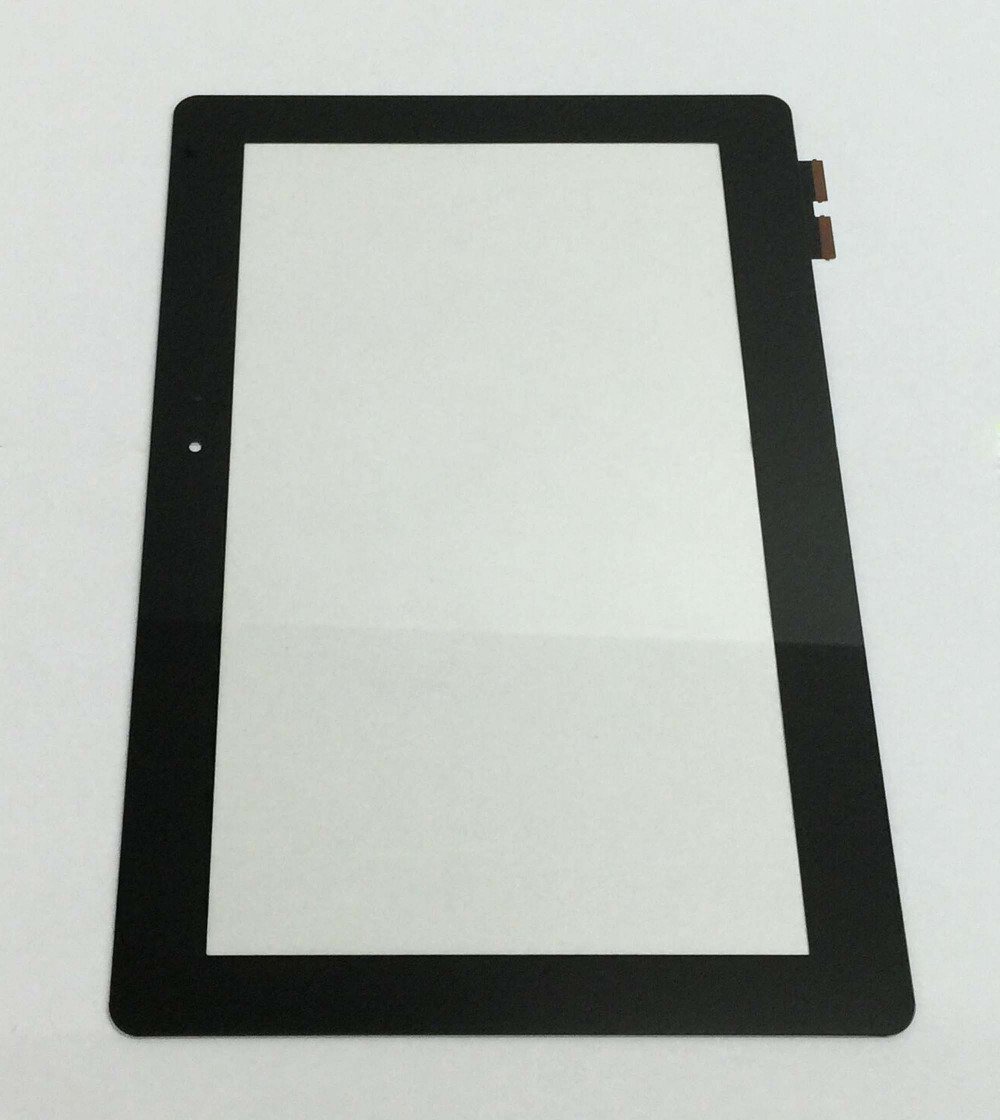 Black Touch Screen Glass Digitizer Sensor For Asus Transformer Book T100 T100TA Repair Replacement With Traacking Number asus original black touch screen digitizer glass lens replacement parts for asus transformer book t100 t100ta tablet touch panel