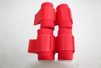 Aoud Horse Riding Soft Bandage Horse Boot 4PCS Equestrian Equipment Horse racing Legging Protector Horse Care Products