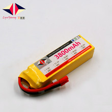 3800mAh 14.8V 40C 4S Rechargeable LYNYOUNG lipo battery for RC Airplane Helicopter Quadrotor Glider
