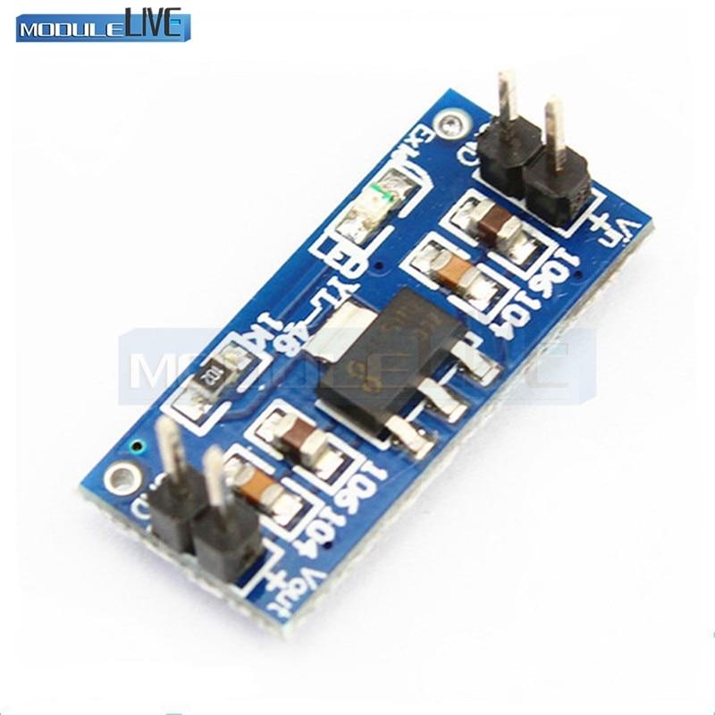 Transformatoren 1 Pcs Standard 6,0 V-12 V Zu 5 V Ams1117-5.0v Netzteil Modul Ams1117-5.0 Für Arduino Raspberry Pi Pcb Board Schrecklicher Wert
