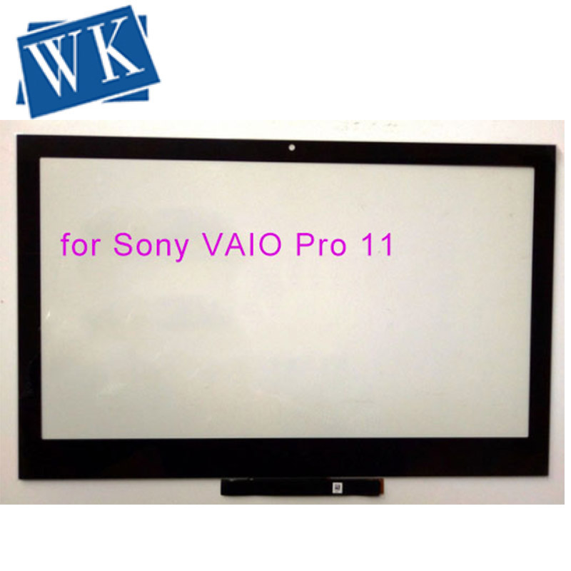 for Sony VAIO Pro 11 SVP11 SVP112 SVP112A SVP1121 SVP1121A lcd laptop screen display Touch Screen Front Digitizer|Laptop LCD Screen| |  - title=