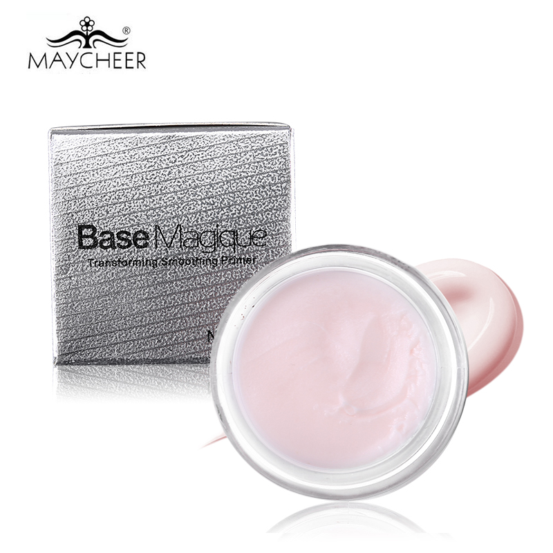 Brand New Makeup Primer Lasting Oil Control Cover Pore Wrinkle Face Concealer Cosmetic Foundation Base 100% Amazing Effect 15 Ml