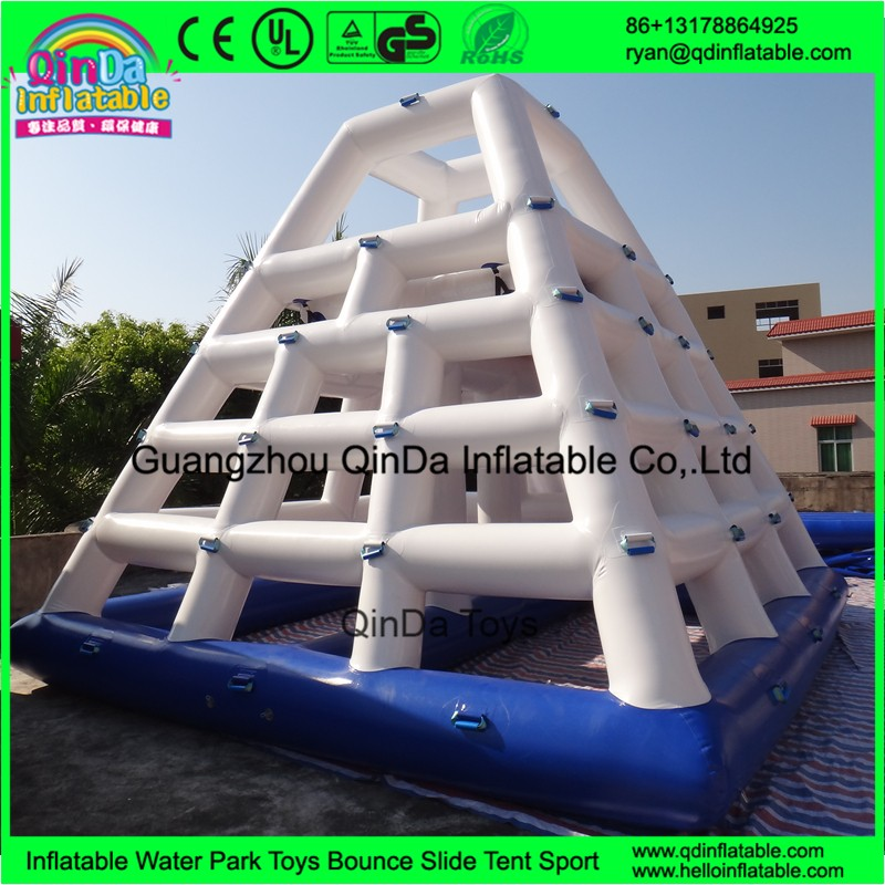 1 Inflatable Floating Water Slide03