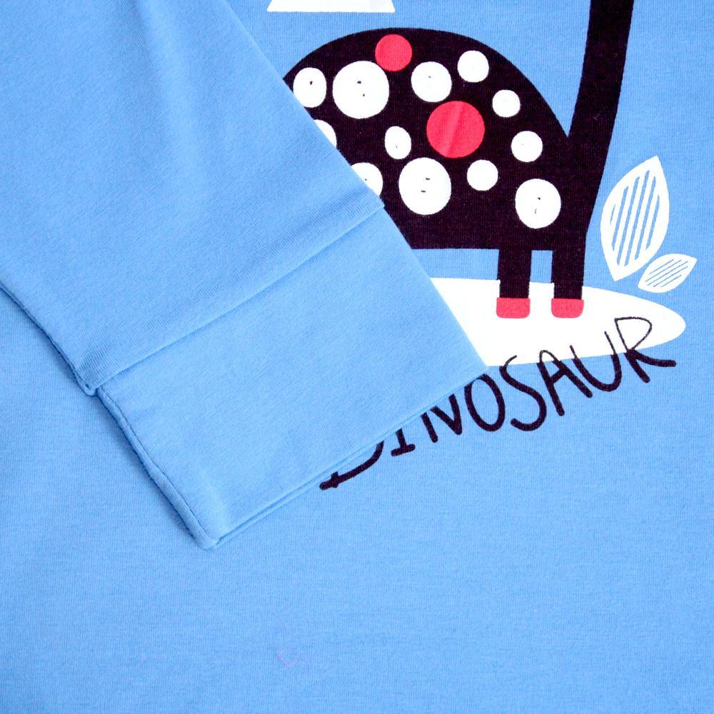 a8a6d1dbb116 Phoebe Cat Kids Pajamas Boys Girls Dinosaur Sleepwear Children 100 ...