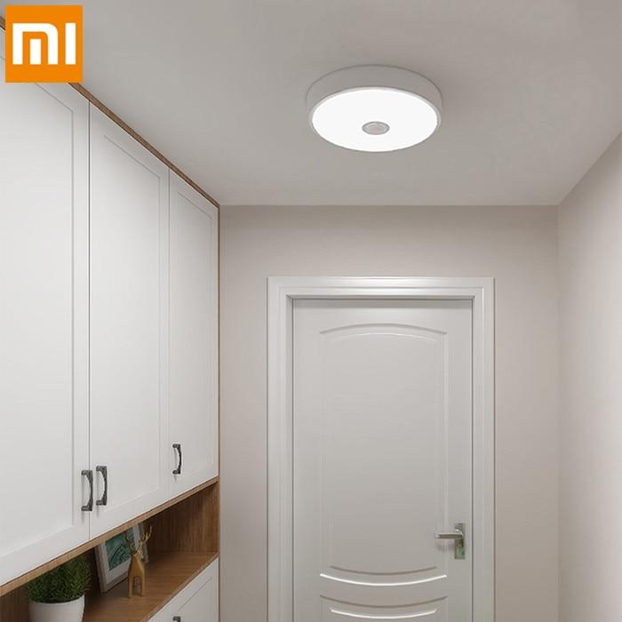 Оригинальный Yeelight YLXD09YL человеческого тела светочувствительная Сенсор индукции светодио дный потолочный светильник Xiaomi Ecosysterm код AC220-240 В