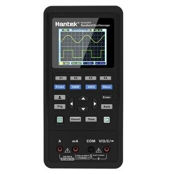 Hantek 3in1 2D72 250MSa/S Oscilloscopio Digitale Generatore di Forme D