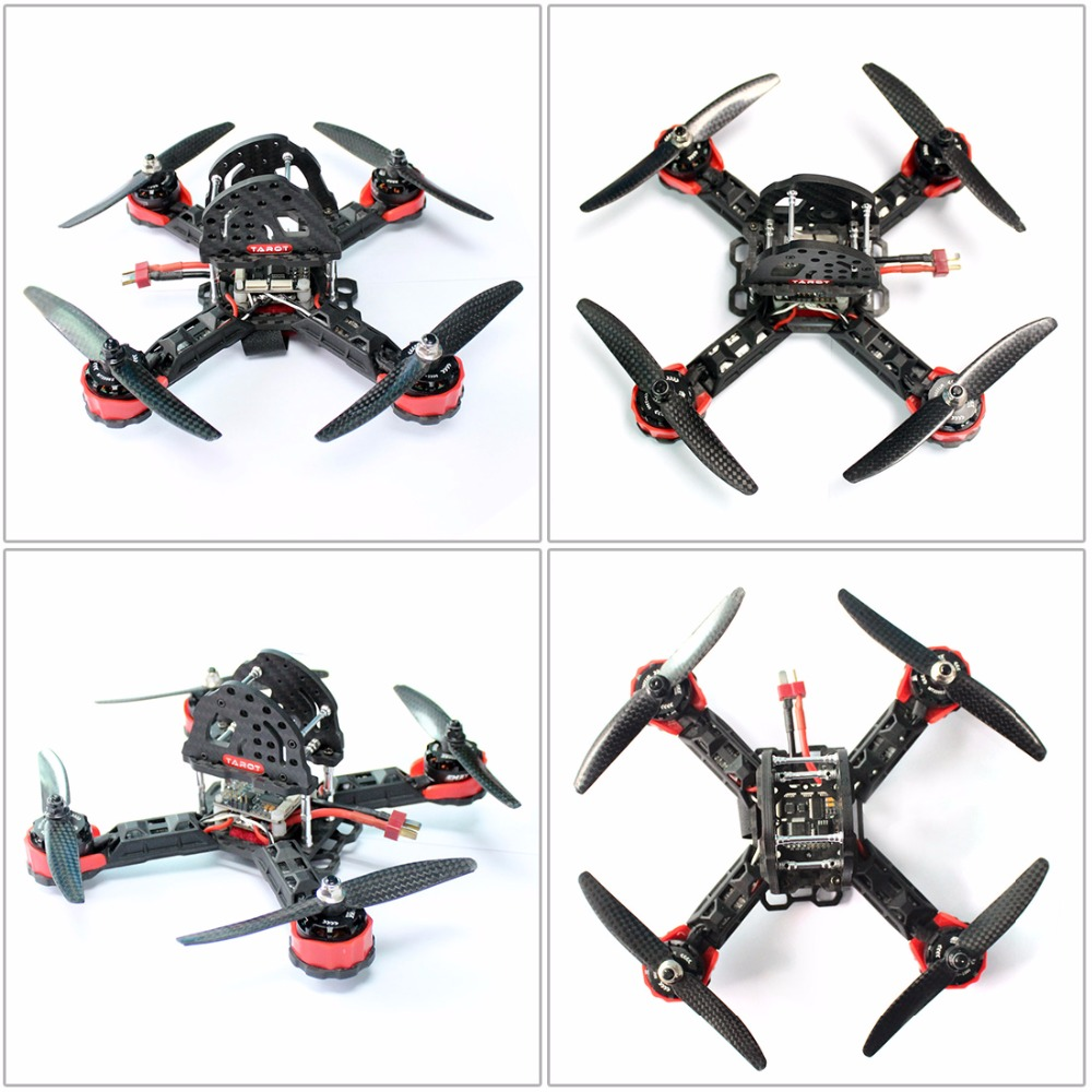 DIY Toys RC FPV Drone Mini Racer RTF Quadcopter 190mm Carbon Fiber Racing Frame Kit SP Racing F3 Flight Controller F18893-A frog lite fission version frame base rack chassis for rc fpv racing drone quadcopter