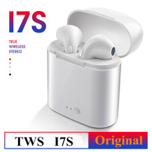 Quality Factory Sale Tws I7s Wireless Bluetooth Earphones Earbuds With Charging Box For All Smart Phone Better Than all pods