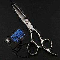 6 Inch Japan Kasho Cutting Scissors Professional Hair Shears For Hair Salon Hairdressing Baber High Quality