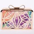 Brand Designer Handbag Party Evening Bags Women Colorful Clutches Shoulder Bags Girls Bolsa Feminina Makeup Cases Women Clutches