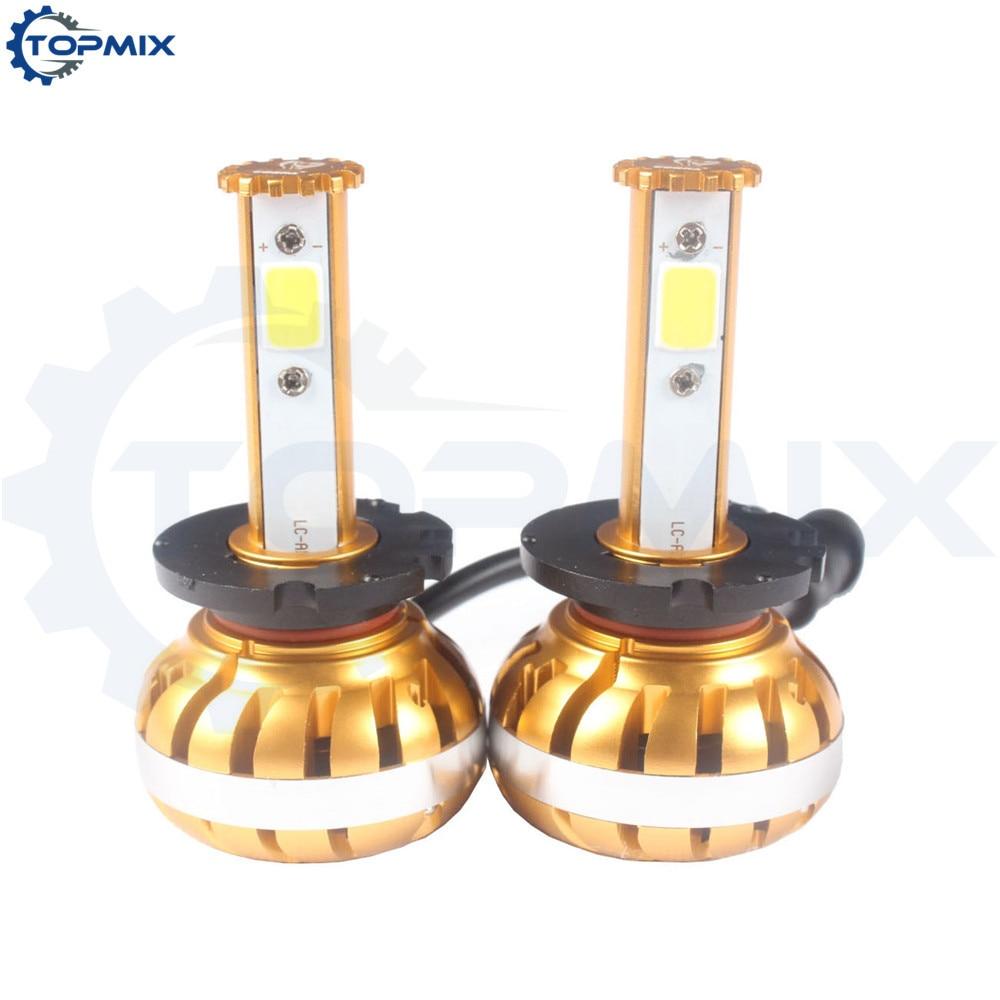 1Set Car LED Headlight D2S/D2R/D2C/D4S/D4C High Power COB 60W 7800LM Fog Head Light Bulbs Daytime Lights DRL 3000K 6000K 8000K рекламный щит dz 5 1 j1c 073 led led jndx 1 s c