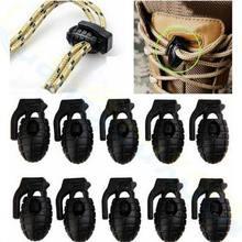 Ornament Non-Slip Outdoor Shoelace-Clip 6pcs Footwear Buckle Hiking-Boots Mountain Mini