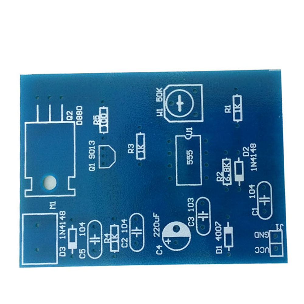 Cnikesin Diy Electronic Suite 555 Pulse Width Modulation Controller Related Circuits Scr Detection Circuit Using Based Kit Electronics Production Training In Integrated From