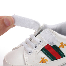 Hook-and-loop Infant Shoes