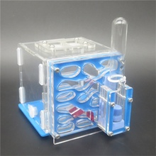 New DIY antgranery moisture with feeding area ant nest ant farm acryl insect ant nests villa pet advanced mania for house ants