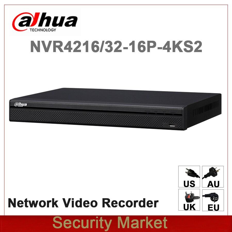 Original English Version NVR4208 8P 4KS2 NVR4216 16P 4KS2 NVR4232 16P 4KS2 8 16 32 ch