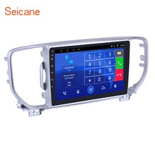Seicane 2Din Android 6.0/7.1 9 inch Car Radio GPS Navigation Tochscreen Multimedia Player Head Unit For KIA KX5 Spotage
