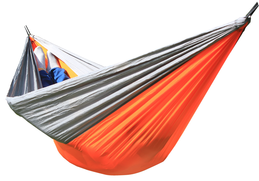 Ultralight Parachute Hammock 210T Nylon Durable Portable Outdoor Hanging Hamac For Backyard