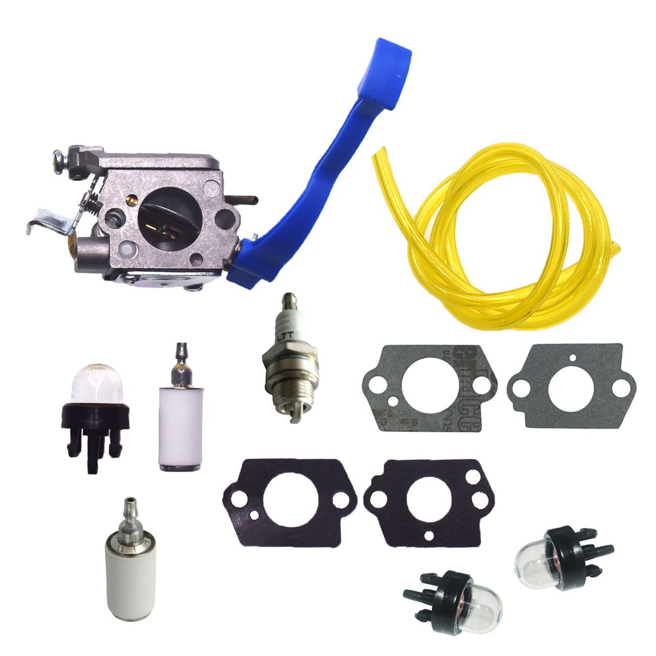 us $20 86 carburetor fuel filter fit poulan leaf blower husqvarna 125b 125bx 125bvx in chainsaws from tools on aliexpress com alibaba group Racor Fuel Gas Filters