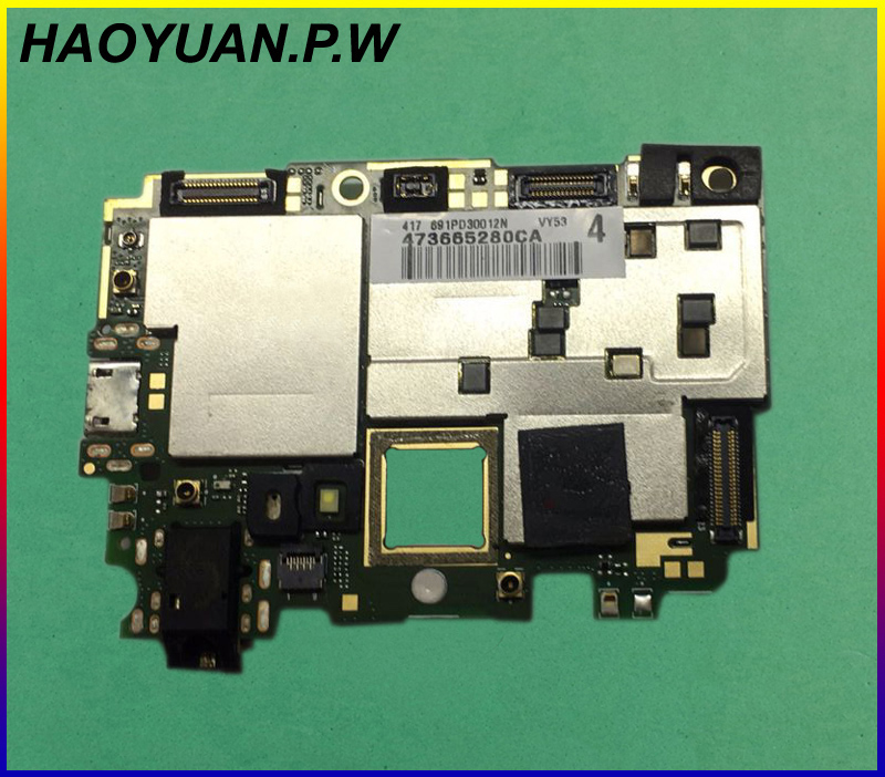 Haoyuan P W Work Original Unlocked Mainboard Motherboard