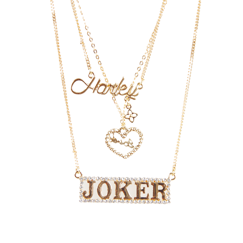 Online get cheap suicide love alibaba group for Harley quinn and joker jewelry
