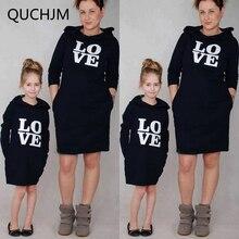 Семейная одежда г. Детская одежда весенний свитер для мамы и дочки футболка и изображением Микки, свитер с капюшоном и юбка