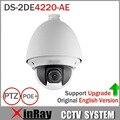Atualizável HIK DS-2DE4220-AE PTZ Speed Dome Câmera Com Zoom Digital de 16X ICR Day Night Câmera Dome PTZ