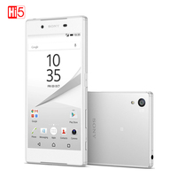 SONY Xperia Z5 Premium E6883 Cell Phone Dual SIM 5.5'' IPS 4K 2160*3840 23.0MP 4G FDD LTE 3430mAh