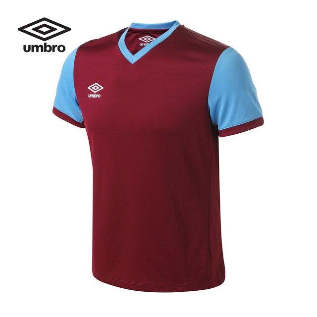 b7cb4d00130 Umbro 2016 New Men Shirt Sportswear Short Sleeve Shirt T-shirt Tee Tops  Sweatshirt Football clothes UCA63415